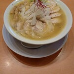 RAMEN 風見鶏 - チャーシュー塩