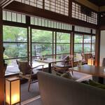 蘇山荘 - 内観