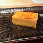 鮨 とかみ - 玉子焼き