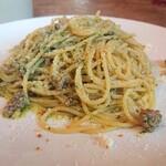タンポポ - 小松菜ジェノベーゼ