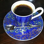 茶房むべ - ブレンドコーヒー(800円)