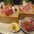 ニッポンまぐろ漁業団 - 料理写真:いわゆる盛り合わせ