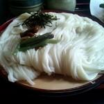 稲庭屋 - つけめん(2012/7)