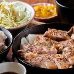 トイポランチ - ステーキ定食