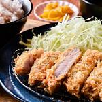 トイポランチ - ロースカツ定食