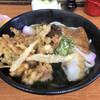 錦うどん - 料理写真:かやくうどん