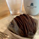 ろまん亭 - チョコモンブラン