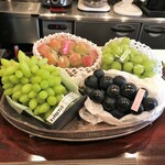 136760560 - 使う葡萄:シャインマスカット、ナガノパープル、ピッテロビアンコ、バイオレットキング