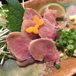 闘鶏 - ソリレスの刺身