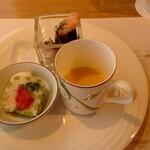 136761698 - 2020年9月 ワゴンブッフェランチ 前菜