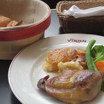 136764157 - ハンガリー産 鴨もも肉のコンフィ