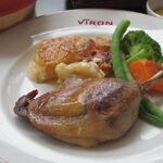 136764159 - ハンガリー産 鴨もも肉のコンフィ