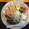 Manninyadaigakumaeten - 料理写真:柚薫る塩冷し中華(中盛)