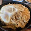 大久そば - 料理写真:カツ丼
