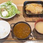 東京オーブン - 人気No.1のハンバーグとのこと・・・