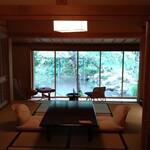 Asaba - お部屋でゆっくり出来ます。