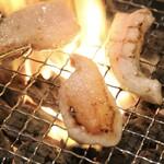 焼肉IWA - 霜降り豚トロ塩