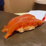 立ち食い鮨 鈴な凛 - 漬けびんちょう 110×2
