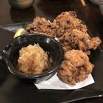 淡路島ええとこどり - 鶏の唐揚げ(正式名忘れ)