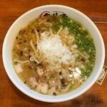 Noodle Laboratory - 料理写真: