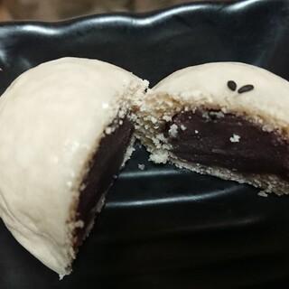 觜崎屋 - 料理写真:しょうゆ饅頭