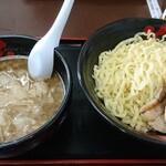 花鳥風月 - 酒田のつけワンタンメン(大盛)