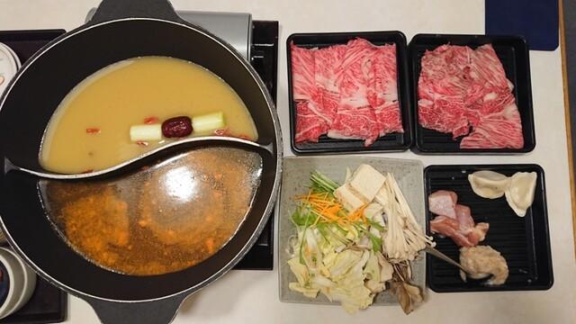 華屋与兵衛 多摩川大橋店の料理の写真