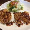 レストラン カマヘイ - 料理写真:チキンカツアップ