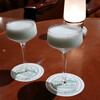 メインバー - ドリンク写真:グラスホッパー
