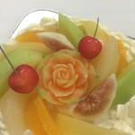 sun fleur - sホールケーキ