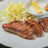 Tanterufuji - 料理写真:黒毛和牛上タン焼<黒毛和牛2ヶ月熟成タン焼>