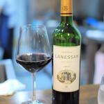 たつみ - グラスワイン:ラネッサン(ボルドー)