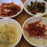 テ~ハンミング - 前菜