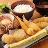 串あげ 串吉 - 料理写真:串の食材は厳選、お米はもちろん国産、コシヒカリを使用。