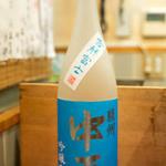 東家 - 駿州中屋 夏吟 生詰 2012.6.18