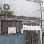 田川 - ある日の外観