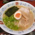 麺dining月乃家 - 鶏白湯