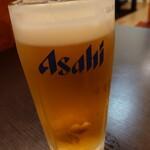 食処はる 澤の家 - ドリンク写真:ビール