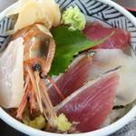 うろこいち - ボタン海老やカツオなど6種類