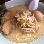 ラーメン専門店 和 - 料理写真:ラーメン専門店 和(ラーメン+味付け玉子)