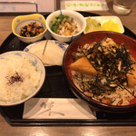 ふくチャンネル - 料理写真:山形の出汁冷麺