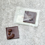 MAMANO CHOCOLATE - 赤坂カードチョコレート アリバ73%エチオピア珈琲[単品]