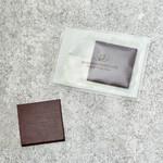 MAMANO CHOCOLATE - 赤坂カードチョコレート 純アリバ73% [単品]