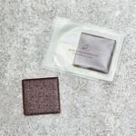 MAMANO CHOCOLATE - 赤坂カードチョコレート アリバ73%与論島の塩 [単品]
