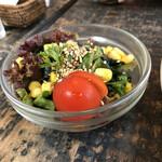 ラクタ - 料理写真:サラダ