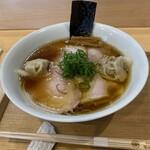 136807040 - わんたん入りしょうゆチャーシュー麺(1,980円)
