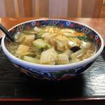 中華菜館 彩中 - 料理写真:えびそば