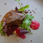 プチット リュ - おきなわ和牛ほほ肉のブッフ・ブルギニヨン