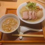 Koshimbou - ♦︎肉玉つけめん大盛り 1,150