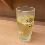 日高屋 - ドリンク写真:ハイボール(ホワイトホース)290円